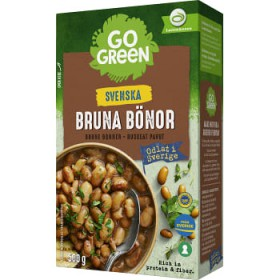 GoGreen Bruna bönor