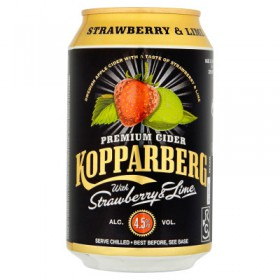 Kopparberg Strawberry/Lime 4,5%