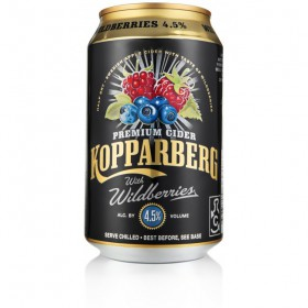 Kopparberg Wildberry 4,5%