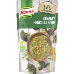 Knorr Knorr 570ml Organic Broccoli soup